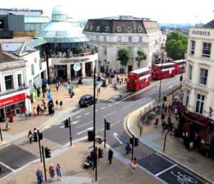 Zone 3 homestays London