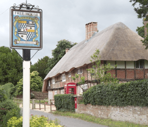 Group homestays in provincial England