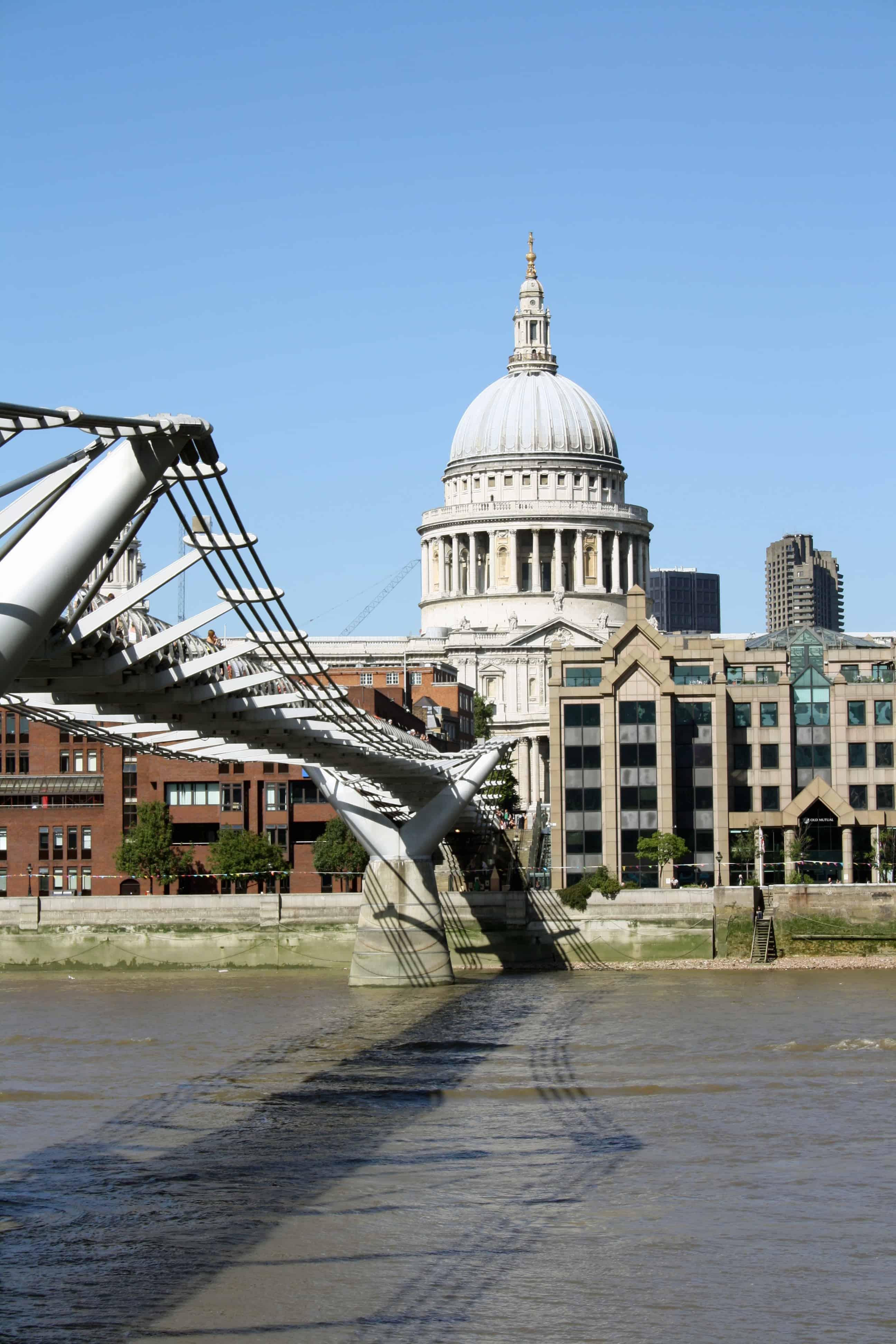 St Pauls Bridge