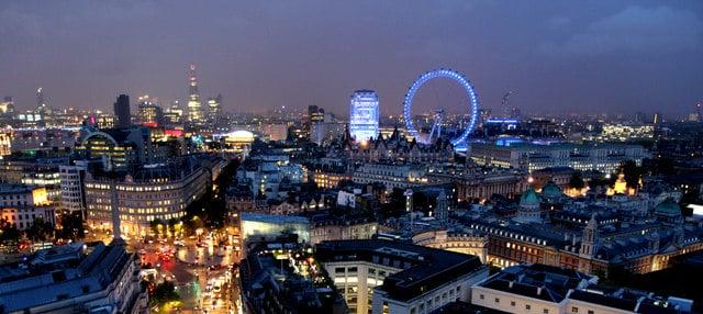 London skyeline