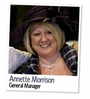 Annette Morrison, Directeur général chez London Homestays