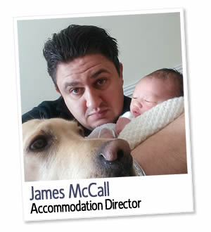 James McCall, Accommodation Director & Founder at London Homestays