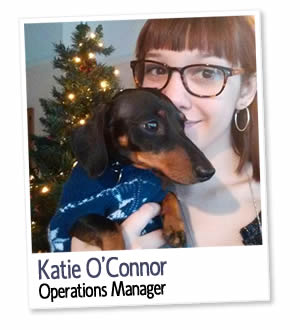 Katie O'Connor, Operations Manager at London Homestays
