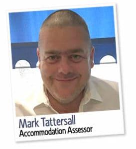 Mark Tattersall, Accommodation Assessor at London Homestays