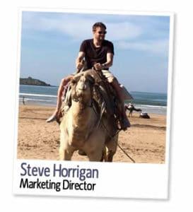 Steve Horrigan, Marketing Director & Founder, London Homestays