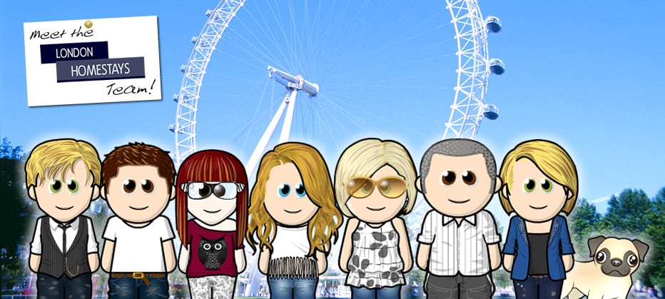 London Homestays team