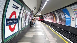 Clapham tube