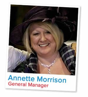 Annette Morrison, General Manager at London Homestays