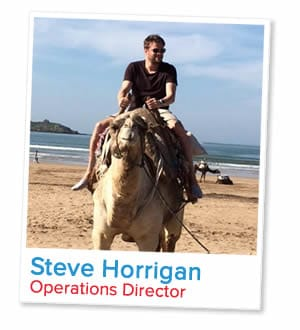 Steve Horrigan, Operations Director & Founder, London Homestays