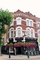 Kilburn pub