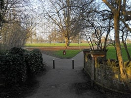 VICTORIA RECREATION GROUND