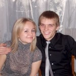 Dmitriy and Maria, two students from Russia: Residence booking