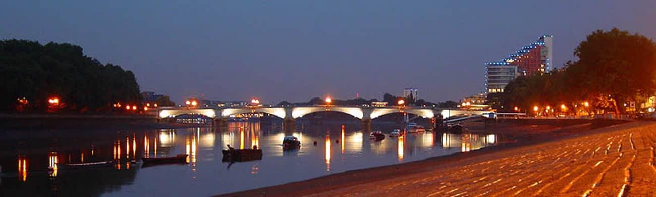 Putney Bridge Zone 2