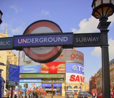 Reservations de groupe à Londres
